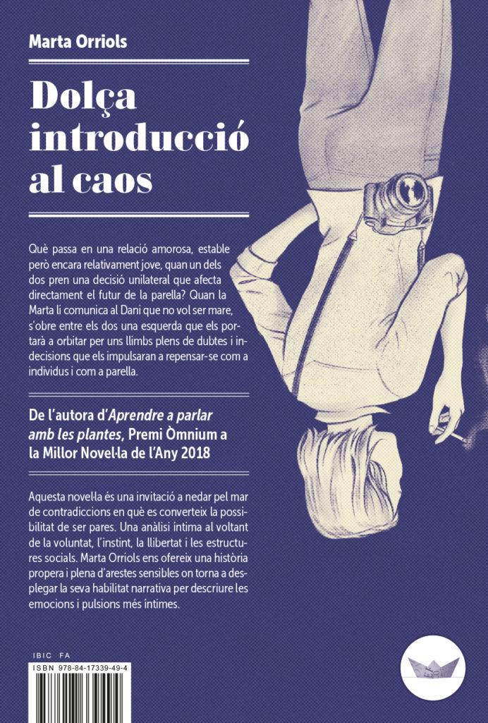 Dolça introducció al caos, de Marta Orriols