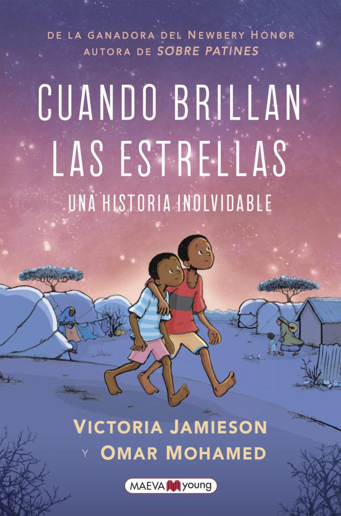 Cuando brillan las estrellas, de Victoria Jamieson i Omar Mohamed