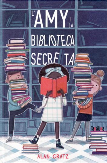 L'Amy i la biblioteca secreta, d'Alan Gratz