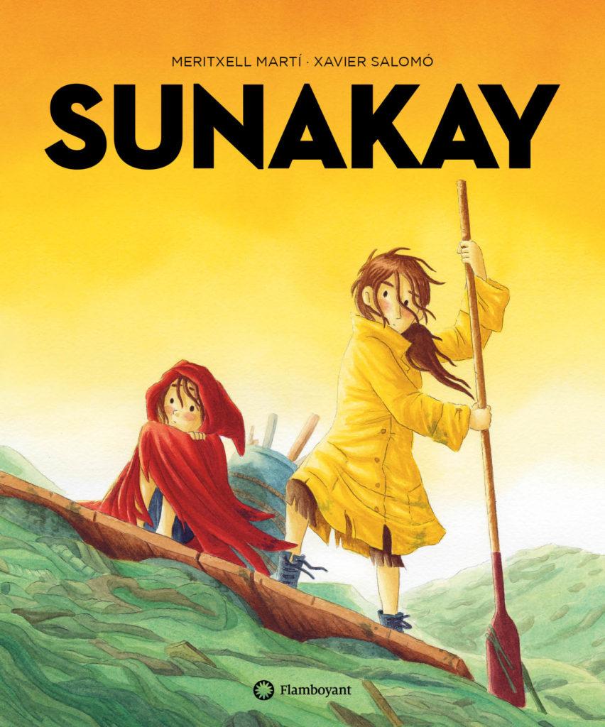 Sunakay, de Meritxell Martí i Xavier Salomó